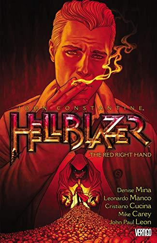 John Constantine: Hellblazer Vol. 19: Red Right Hand -