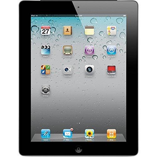 Apple iPad MC706LL/A 32GB Wi-Fi Black 3rd Generation (Certified Refurbished)