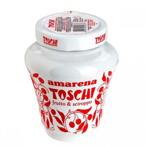 Amarena Cherries by Toschi - 18 ounce (18 ounce) (Italian Cherries)