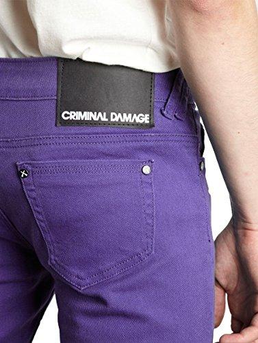 Criminal Criminal Jeans Viola Damage Damage Skinny Jeans Skinny Viola qITpwZa