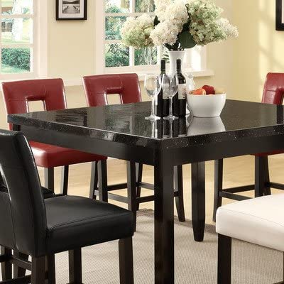 Wildon Home Newcastle Stool Set of 2 Upholstery Red