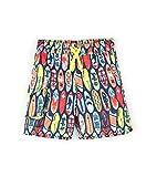 Hatley Little Boys' Board Shorts, Surfboards, 4 Years
