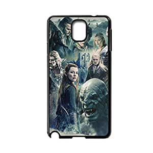 With The Hobbit The Battle Of Five Armies For Galaxy Samsung Note3 Unique Back Phone Case For Man Choose Design 4