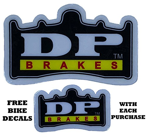 DP BRAKES - XC PRO X-Country Sintered Disc Brake Pads for Shimano M755 Systems by DP Brakes (Image #3)