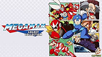 Mega Man Legacy Collection - Nintendo Switch [Digital Code]