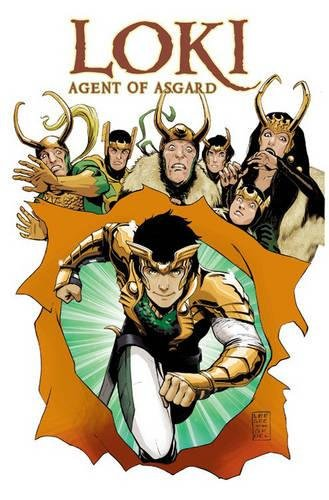 Loki: Agent of Asgard Volume 2: I Cannot Tell a Lie Paperback – May 12, 2015