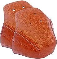 Roller Hockey Skates Toe Cap Guards Protectors, Toe Caps Artificial Leather Roller Skate Cap Protectors for Qu