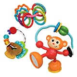 Best Infantino High Chair For Babies - Infantino Ring Links, teether Keys, high Chair pal Review