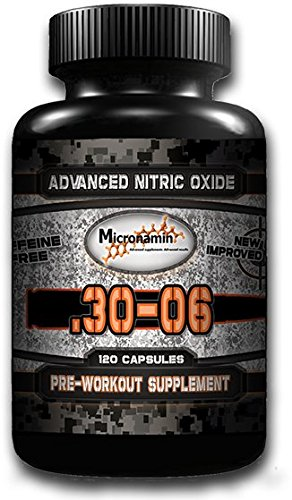 30 06 Nitric Booster Micronamin Capsules product image
