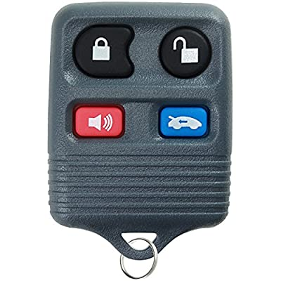 KeylessOption Keyless Entry Remote Car Key Fob Replacement for CWTWB1U343, CWTWB1U313, LHJ002: Automotive