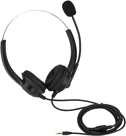 Eboxer Kabelgebundener Call Center Kopfhörer Telefon Elektronik