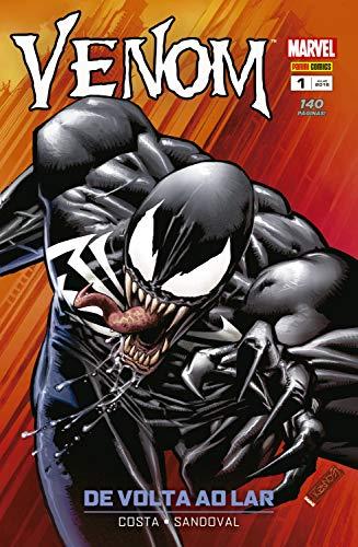 Venom v. 1: De volta ao lar por [Sandoval, Gerardo]
