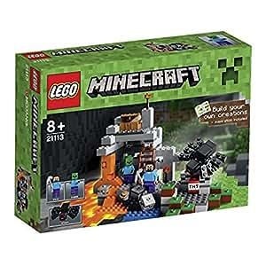 LEGO - La cueva, multicolor (21113)
