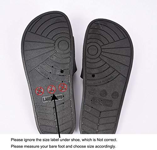 Pavimenti Legno Molle Inferiore Scarpe Calzature Di Donne Memory Outdoor Nero Foam Uomo Casa Bicolore Pantofole Primavera Autunno Cotone In Per Indoor nCTqwZBW
