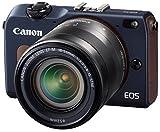 CANON(キヤノン) Canon(キヤノン) EOS M2 EF-M18-55 IS STM レンズキット ベイブルー