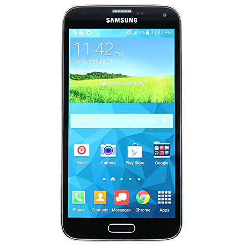 Samsung Galaxy S5 SM-G900A Cellphone, 16GB, Blue