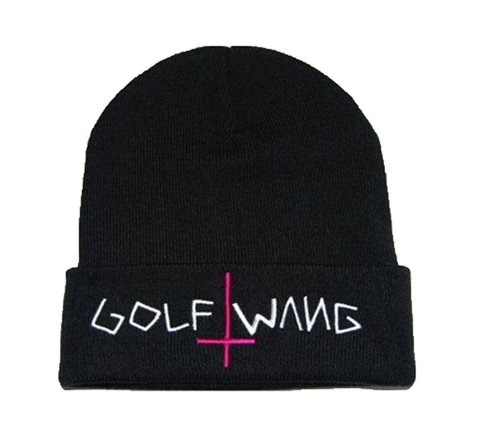 bfcb4dc97 Star Time GOLF WANG knitted hat autumn winter caps for men women outdoor cap