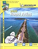 Michelin North America Road Atlas 2020: USA, Canada and Mexico