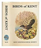 The Birds of Kent a review of their status and distribution by D. W. Taylor front cover