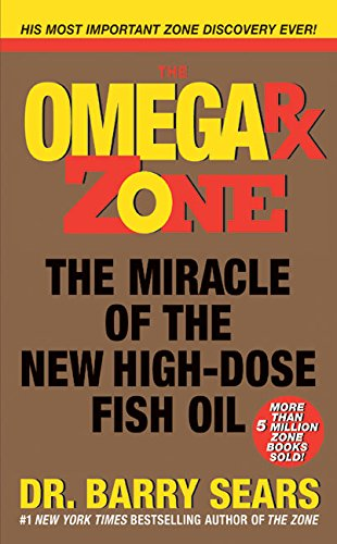 Omega Rx Zone Miracle High Dose