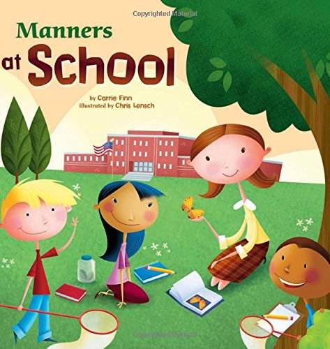 Manners at School (Way To Be!: Manners) pdf