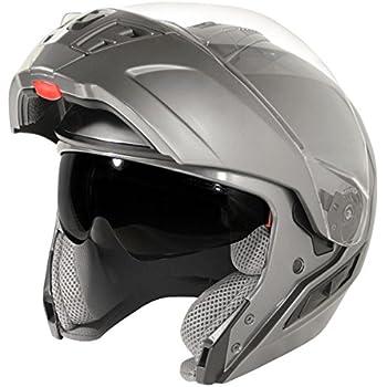 Hawk ST 11121 9GM FX Gun Metal Modular Helmet - Large