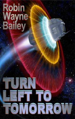 book cover of Turn Left to Tomorrow