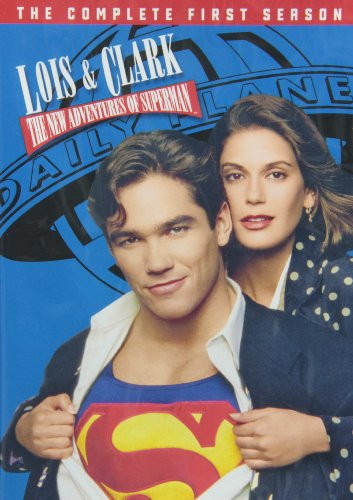 DVD : Lois and Clark: The Complete Seasons 1-4 (Boxed Set, Repackaged, 24 Disc)