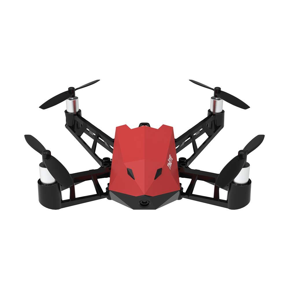 Goolsky Dr.X Drohne für Anfänger, transportierbarer Mini RC-Quadrocopter mit 1080P 8MP Kamera Unterstützung WiFi FPV Drone Höhe Halten Optischer Fluss Positionierung App Control 360 ° Shooting Selfie
