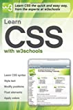 Learn CSS with W3Schools, Wiley Publications Staff and W3Schools Staff, 0470611928