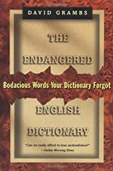 Endangered English Dictionary