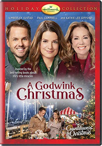 A Godwink Christmas (At Hallmark Angel Christmas)