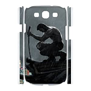 Samsung Galaxy S4 I9500 Phone Case With Classic Images The Wolverine