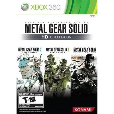 Metal Gear Solid HD X360 - Metal Gear Solid Hd Xbox