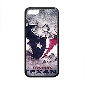 TYH - Houston Texans Hot sale Phone Case for iPhone 4/4s Black ending phone case
