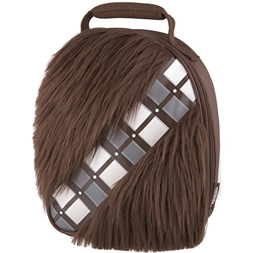 (Disney Star Wars Chewy Novelty Insulated Lunch Box)