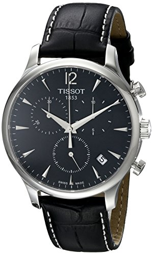 tissot-mens-t0636171605700-classic-stainless-steel-watch