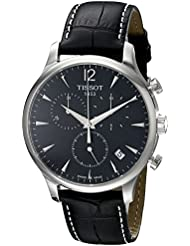 Tissot Mens T0636171605700 Classic Stainless Steel Watch