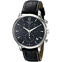 Tissot Men's T0636171605700 Classic Stainless Steel Watch