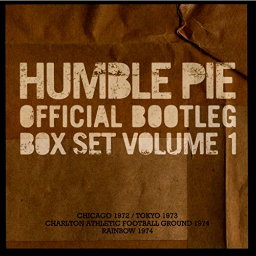 Humble Pie - Official Bootleg Box Set, Vol. 1 [3CD] (2017) [CD FLAC] Download