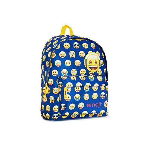 Emoji Zaino Scuola, Zaini Scuola Media E Elementare, Zainetto Ragazza E Ragazzo, Cartella Divertente Con Emoji Cacca E… 1 spesavip