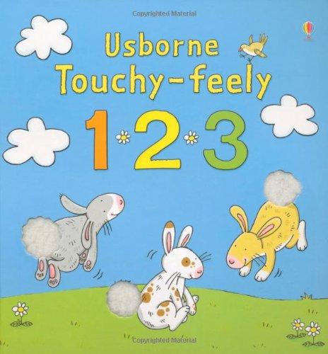 Touchy-Feely 123 (Touchy-Feely Board Books) pdf epub