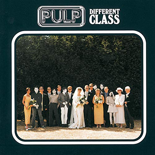 Album Art for Different Class by Pulp
