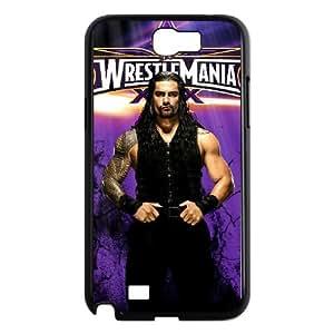 Samsung Galaxy N2 7100 Cell Phone Case Black WWE ntq