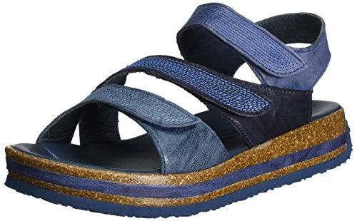 90 Saphir Kombi Think Magnolia Blue Sandals Women's 5 UK Zega Kombi Gladiator wRXqPfzR