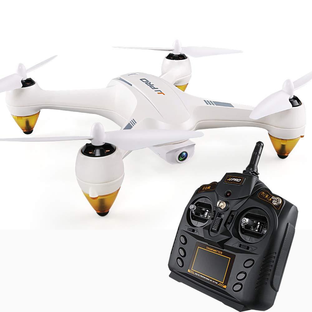 Drone e Fotocamera, Drone remoto 1080P HD GPS FPV, modalità Headless GPS Dual Mode Punto Fisso, Batteria Intelligente 2000mAh, Lunga Gamma di Controllo