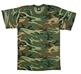 Camouflage T-shirt for Kids - L Review and Comparison