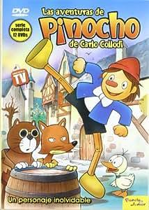 Pinocho La Serie Completa [DVD]
