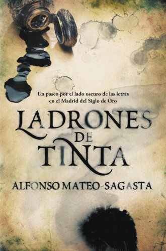 Ladrones de tinta (Isidoro Montemayor 1) (Spanish Edition) by [Mateo-