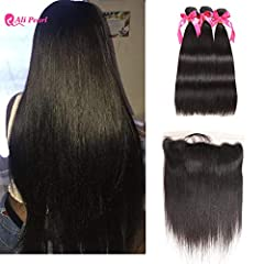 Why choose Alipearl Hair? 1.We use Virgin Hair Cut From One Donor directly instead of collecting from floor. 2.Nutritional Fortification:All cuticle one direction; High quality,Natural & healthy with no tangle & shedding;Machine Doubl...